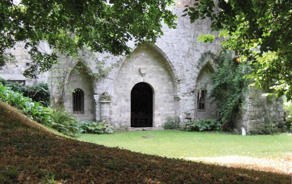 Abbaye De Grestain 27210 Fatouville Grestain Normandie