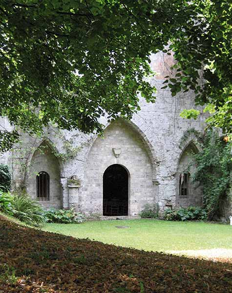 abbey of grestain